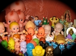 Kewpies, and Buddhas, and Hulas — oh my!