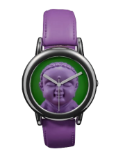 Purple Buddha Watch