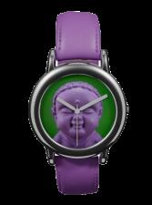 Purple Buddha Watch